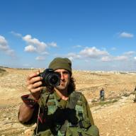 Dec 17 2012 Israel soldier chase away shephers and flocks 259294_10151134163756986_596829629_o