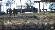 Dec 17 2012 Israel soldier chase away shephers and flocks 291673_10151134163266986_971804007_o