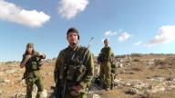 Dec 17 2012 Israel soldier chase away shephers and flocks 456781_10151134173676986_798779745_o
