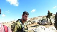 Dec 17 2012 Israel soldier chase away shephers and flocks 456942_10151134163651986_1967372336_o