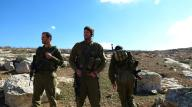 Dec 17 2012 Israel soldier chase away shephers and flocks 461940_10151134163506986_298279188_o