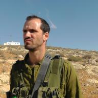 Dec 17 2012 Israel soldier chase away shephers and flocks 621704_10151134175221986_1122009435_o