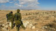 Dec 17 2012 Israel soldier chase away shephers and flocks 664315_10151134164711986_1774875554_o
