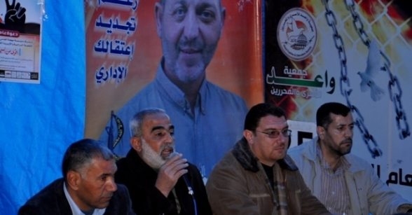 Dec 22 2012 Palhunger strike solidarity in Gaza - 1