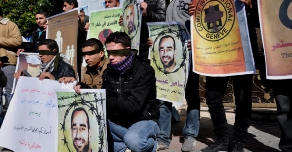 Dec 22 2012 Palhunger strike solidarity in Gaza - 3