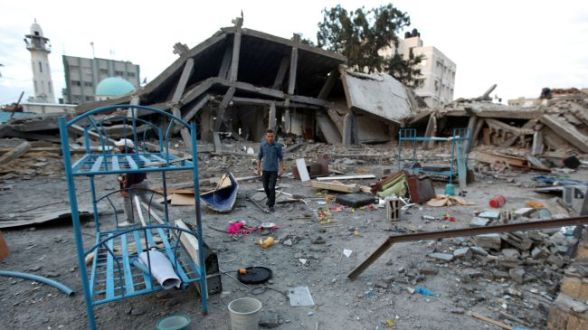 Over 160 Palestinians were killed and about 1,200 others were injured in the Israeli attacks on the Gaza Strip from November 14 to 21.