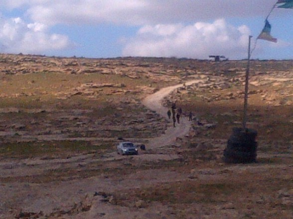 The Israeli soldiers are coming towards us now let's see what they are going to do now