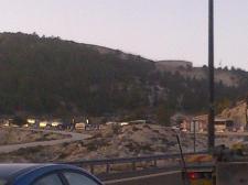 Arrest buses are arriving to deport the villager of Bab Al-Shams