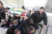 Bethlehem residents mourn martyr Lubna Hanash - Photo by PalToday