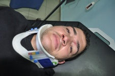 Photos of Injured, Photos by PSCC/ISM Palestine