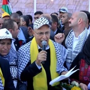 Fatah celebrations 2013 Jan 4 - Photo by PalToday