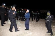 Israel attacks Palestine Protest Village Bab Al Shams Eviction Photo by Raya IMG_7337