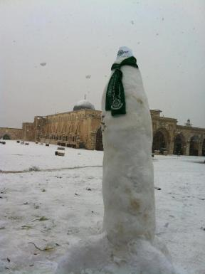 Jan 10 2012 M75  in the snow in Palestine 2