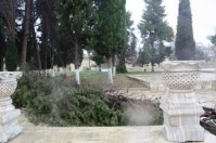 Jan 2013 Damage after storms in Palestine Photo via Paldf