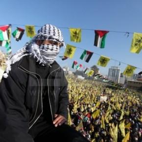 Jan 4 2013 Anniversary of Fatah - Photo by SAFA - 4