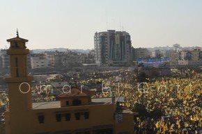 Jan 4 2013 Fatah celebrations Gaza Photo by Omar el Qattaa - 12