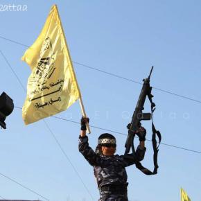 Jan 4 2013 Fatah celebrations Gaza Photo by Omar el Qattaa - 13