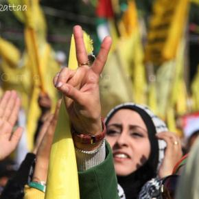 Jan 4 2013 Fatah celebrations Gaza Photo by Omar el Qattaa - 18