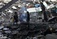 Jan 7 2013 Aftermath Storm West Bank Palestine 10