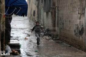 Jan 7 2013 Aftermath Storm West Bank Palestine 12