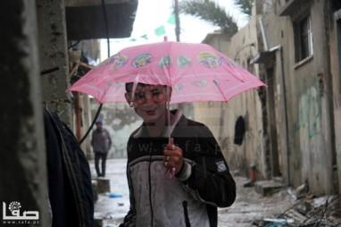 Jan 7 2013 Aftermath Storm West Bank Palestine 16