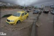Jan 7 2013 Aftermath Storm West Bank Palestine 19