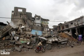 Jan 7 2013 Aftermath Storm West Bank Palestine 24
