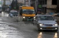Jan 7 2013 Aftermath Storm West Bank Palestine 27