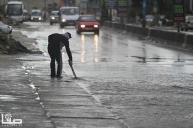 Jan 7 2013 Aftermath Storm West Bank Palestine 31
