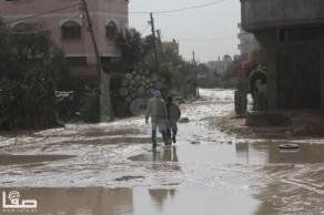 Jan 7 2013 Aftermath Storm West Bank Palestine 32