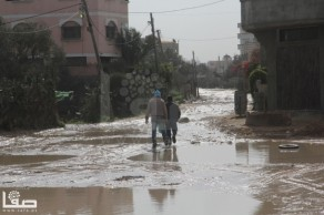 Jan 7 2013 Aftermath Storm West Bank Palestine 32