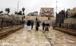 Jan 7 2013 Aftermath Storm West Bank Palestine 35