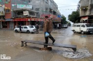 Jan 7 2013 Aftermath Storm West Bank Palestine 39
