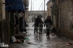 Jan 7 2013 Aftermath Storm West Bank Palestine 4