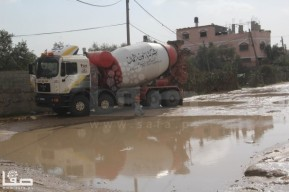 Jan 7 2013 Aftermath Storm West Bank Palestine 42