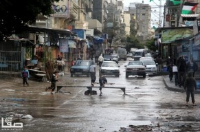 Jan 7 2013 Aftermath Storm West Bank Palestine 43