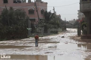 Jan 7 2013 Aftermath Storm West Bank Palestine 46