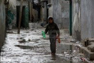 Jan 7 2013 Aftermath Storm West Bank Palestine 47