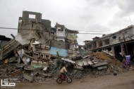 Jan 7 2013 Aftermath Storm West Bank Palestine 49