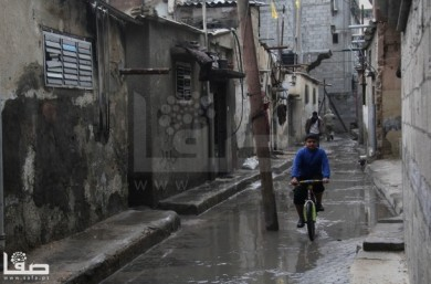 Jan 7 2013 Aftermath Storm West Bank Palestine 51