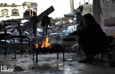 Jan 7 2013 Aftermath Storm West Bank Palestine 6