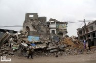 Jan 7 2013 Aftermath Storm West Bank Palestine 7
