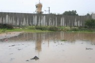 Jan 8 2013 Floods in Qalqilya - Photo via Paldf