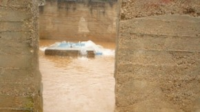 Jan 8 2013 Floods in West Bank - Photo via Paldf
