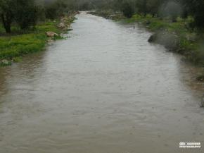 Jan 8 2013 Floods in West Bank Photo via Paldf