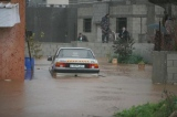 Jan 8 2013 Jenin - rainwater flooded a number of houses in Jenin Photo by Seif Dahleh