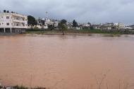 Jan 9 2013 Jenin - the serious damage left behind in the towns of Qabatiya and Jaba south of Jenin Photo by WAFA