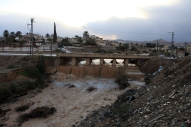 Jan 9 2013 Jericho Floods Extreme Weather in Palestine - Photo by WAFA
