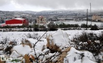 Jan 9 2013 Jerusalem in Snow - Palestine Extreme Weather - Photo by SAFA