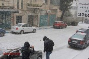 Jan 9 2013 Ramallah in Snow - Photo via Paldf 8